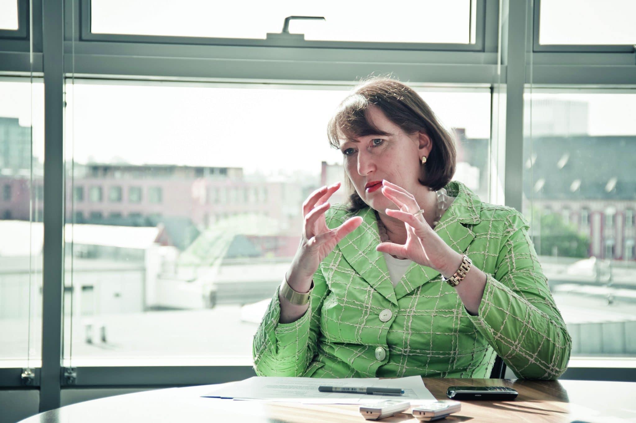 Hildegard Müller, Foto: Albrecht Novack
