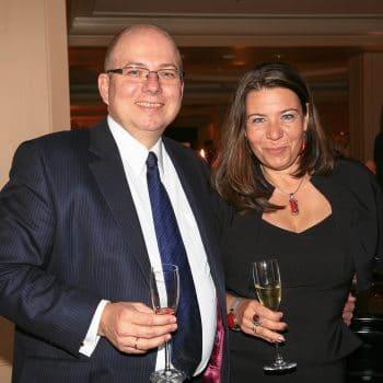 Andreas Domeyer und Frau Yvonne