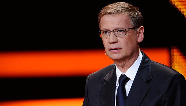 Ist nicht nur bei den Einschaltquoten Spitze: Günther Jauch, Foto: Hubert Burda Media