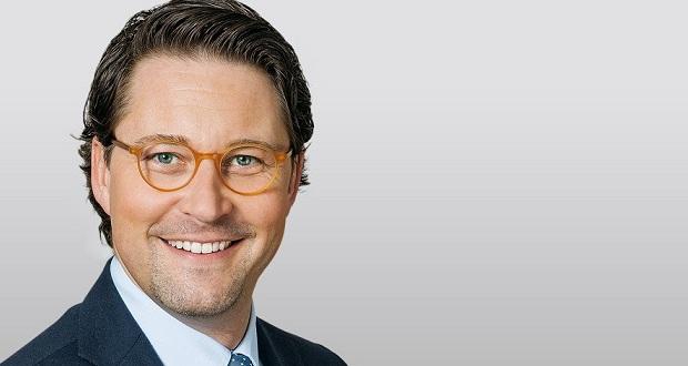 """CSU-Generalsekretär Andreas Scheuer war bei """"Maybrit Illner"""" zu Gast. Foto: CSU"""