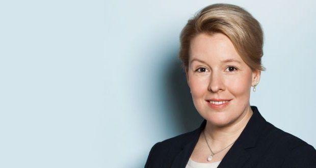 Franziska Giffey (c) SPD Berlin/Joachim Gern Foto: SPD Berlin/Joachim Gern
