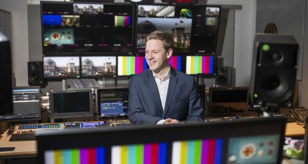 Helge Fuhst ist Programmgeschäftsführer des Nachrichtenkanals Phoenix (c) Laurin Schmid