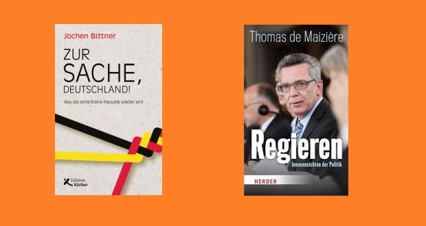 Collage: Edition Körber, Herder