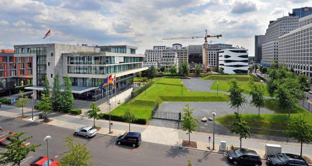 Um den Ministergarten in Berlin befinden sich sieben Landesvertretungen (c) ministergarten.berlin