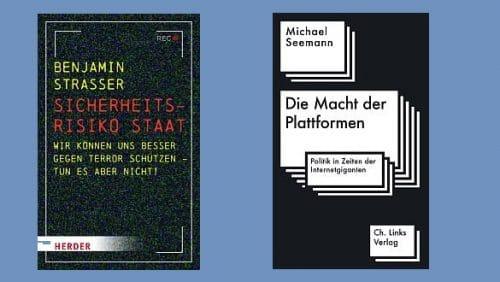 Collage: (1) Herder (2) Ch. Links Verlag