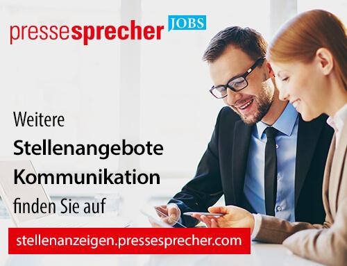 stellenanzeigen.pressesprecher.com | PR-Jobs für Kommunikationsmanager